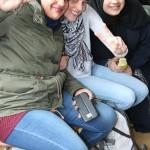 3 Schülerinnen